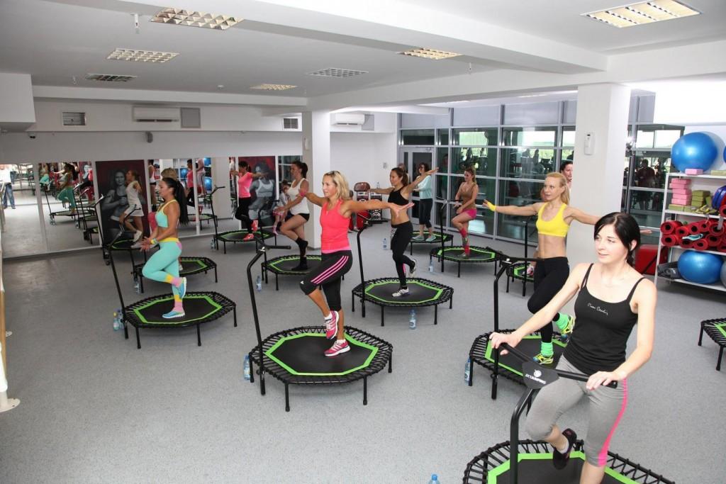 25-26 июля состоится обучение фитнес инструкторов по Sky Jumping